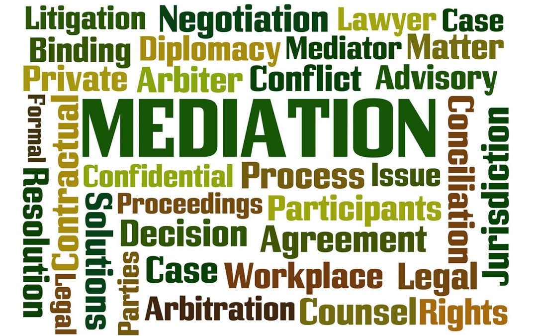Mediation: An empowering experience