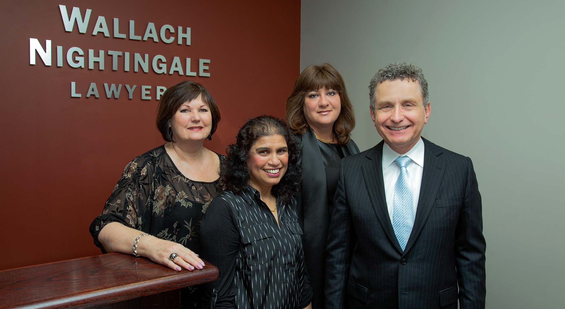 Howard Nightingale and staff Family Lawyer Toronto